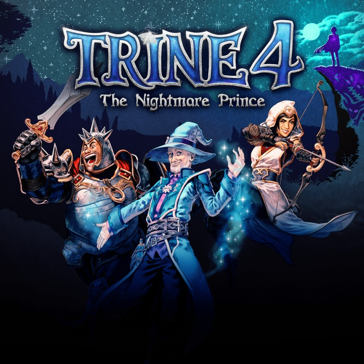 Аренда и прокат Trine 4: The Nightmare Prince для PS4
