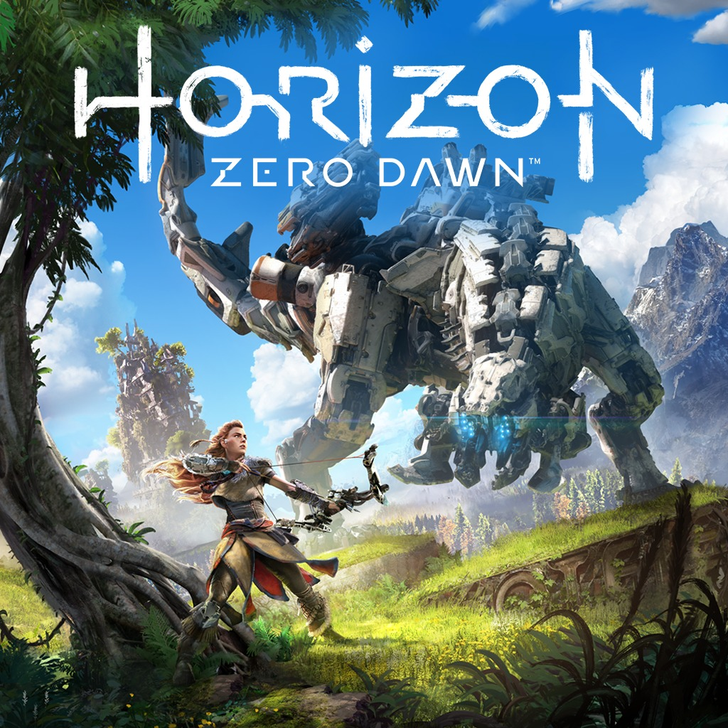 Horizon Zero Dawn Complete Edition (Все DLC)