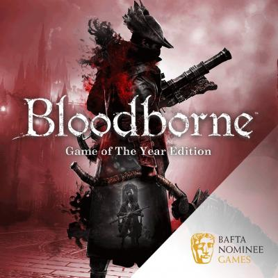 Аренда Bloodborne: Game of the Year Edition (Все DLC) для PS4