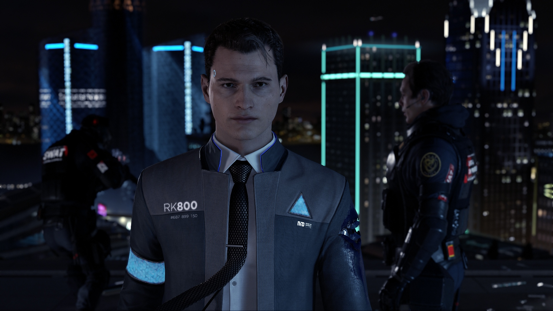 Аренда и прокат Detroit: Become Human для PS4