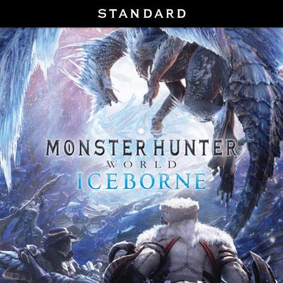 Купить Monster Hunter World: Iceborne для PS4