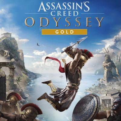 Аренда Assassin's Creed Odyssey (Одиссея) Gold Edition (Все DLC) для PS4