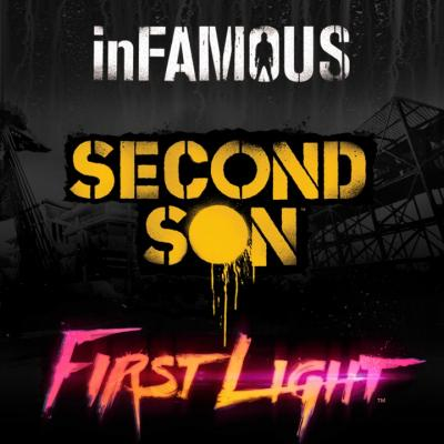 Аренда Infamous: Second Son + First Light для PS4