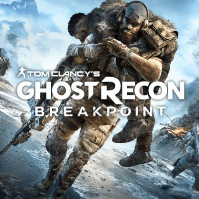 Купить Tom Clancy's Ghost Recon Breakpoint (П3) для PS4