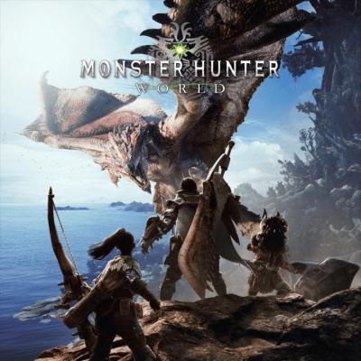 Купить Monster Hunter World для PS4