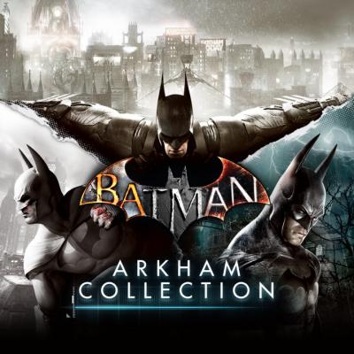 Аренда Batman: Arkham Collection (Все DLC) для PS4