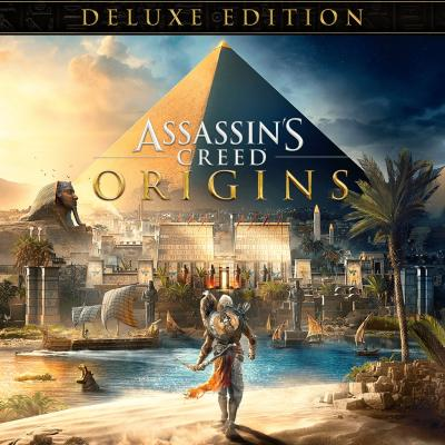 Аренда Assassin's Creed Origins (Истоки) Deluxe Edition для PS4