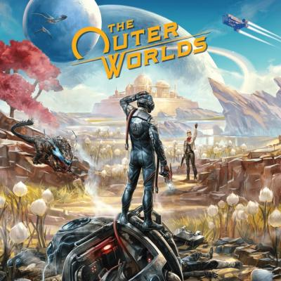 Аренда The Outer Worlds для PS4