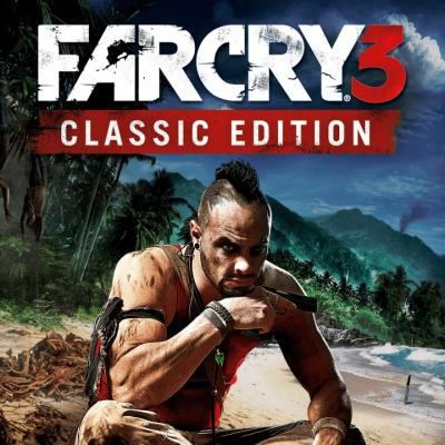 Аренда Far Cry 3 Classic Edition для PS4