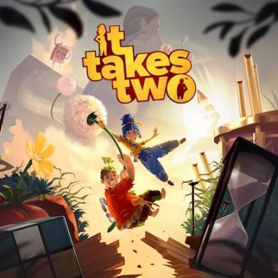 Аренда и прокат It Takes Two для PS4